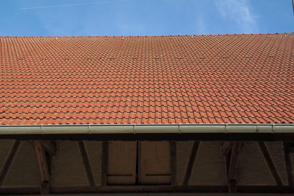 Dach-Dachrinne