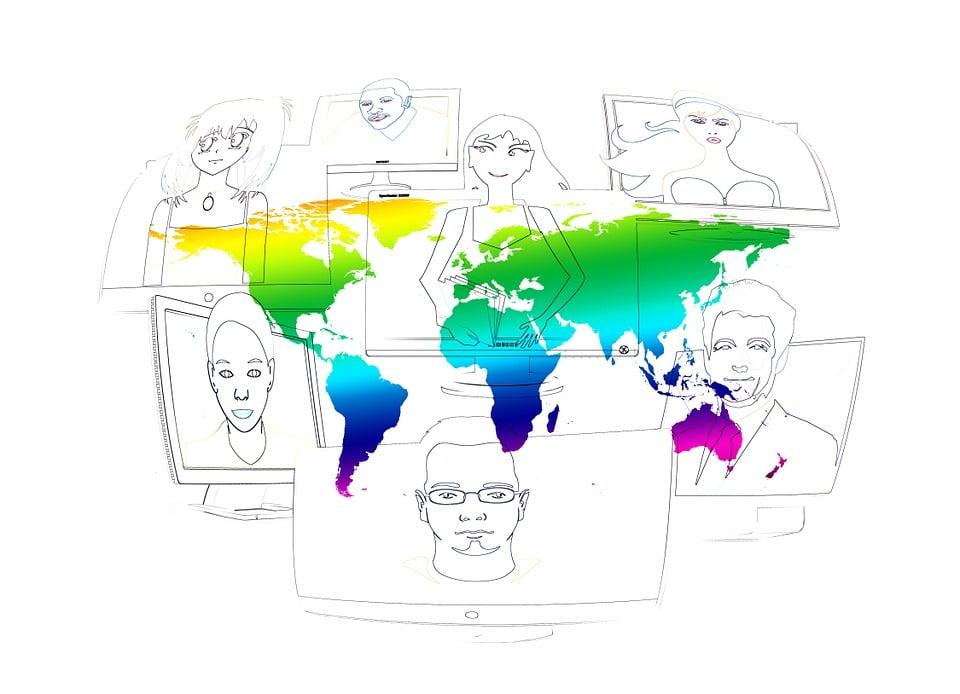 Kontakt-auf-der-ganzen-Welt