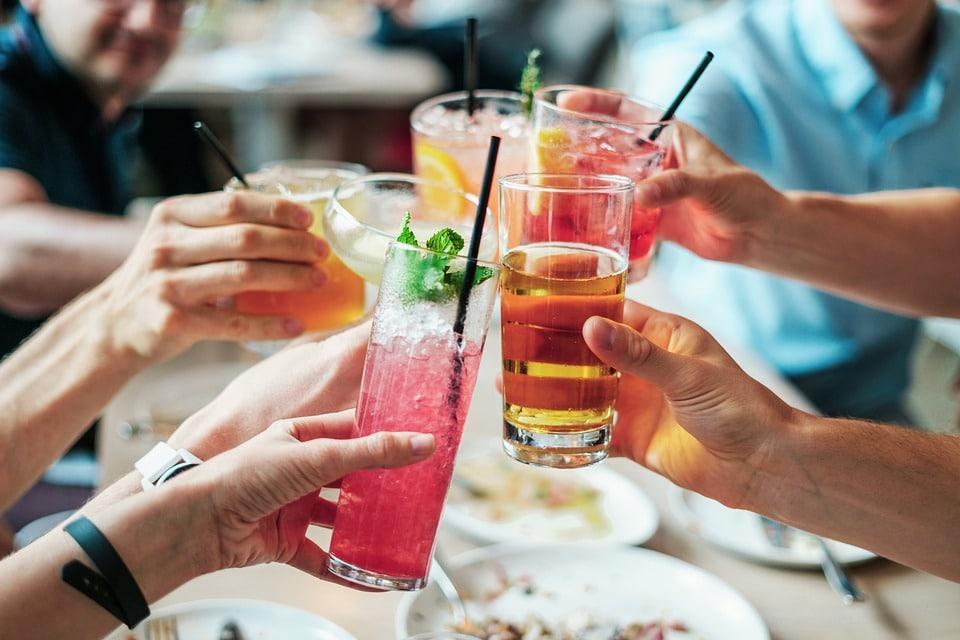 Verschiedene-Alkoholische-Getraenke