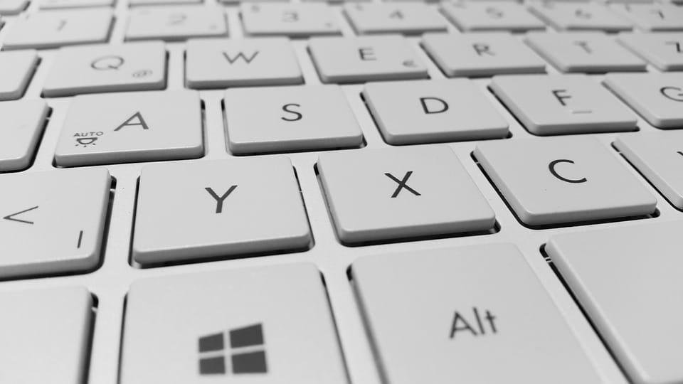 Tastatur-eandern