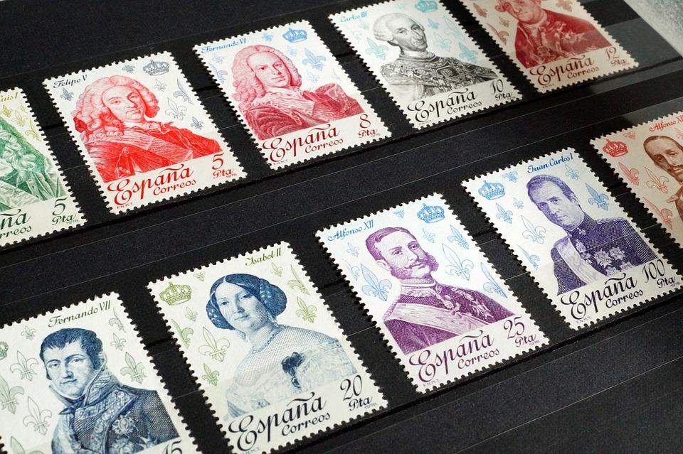 Besondere-Briefmarken
