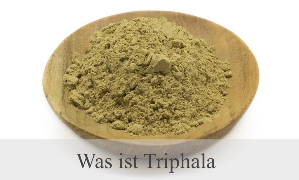 Die Wirkung von Triphala